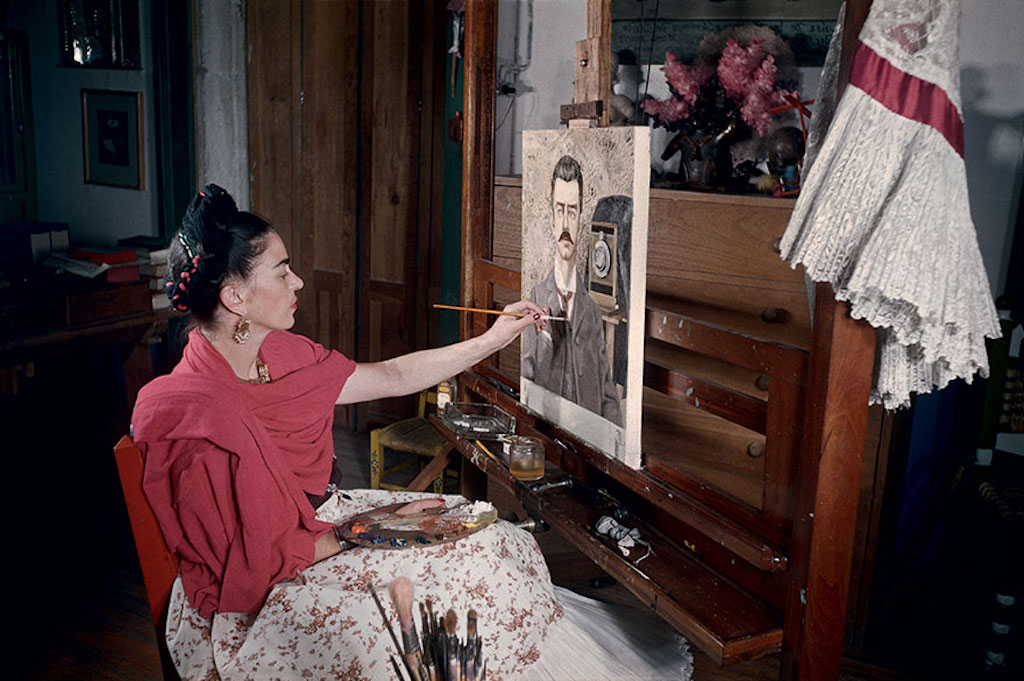 Frida Kahlo, Diego Rivera, Art, KOLUMN Magazine, KOLUMN