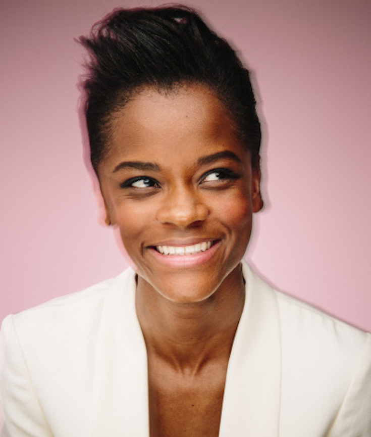 Letitia Wright, African Actress, KOLUMN Magazine, KOLUMN