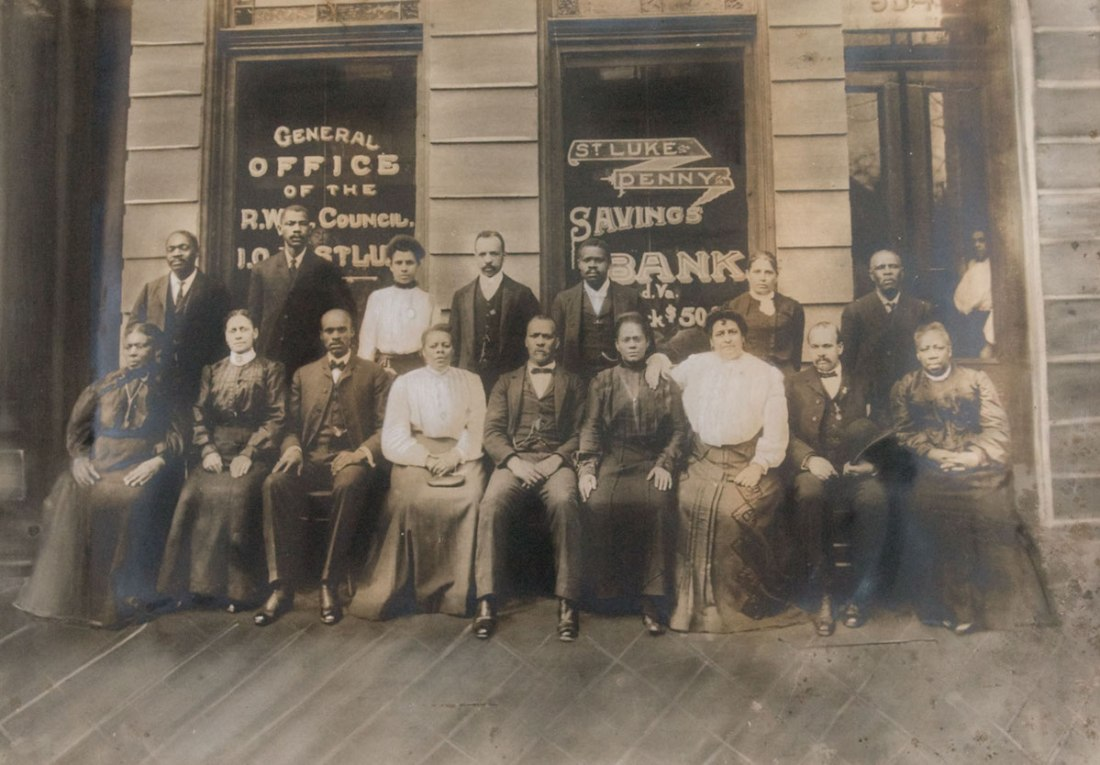 St. Luke Penny Savings Bank, Maggie L. Walker, African American History, Black History, African American Economics, African American Entrepreneurs, KOLUMN Magazine, KOLUMN