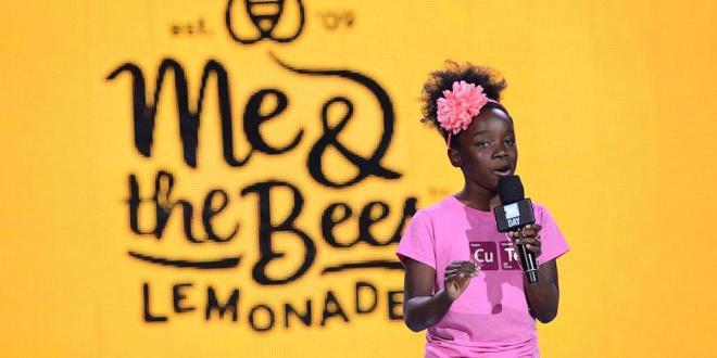 Me and the Bees, African American Entrepreneur, Black Girl Magic, #BlackGirlMagic, Mikaila Ulmer, KOLUMN Magazine, KOLUMN