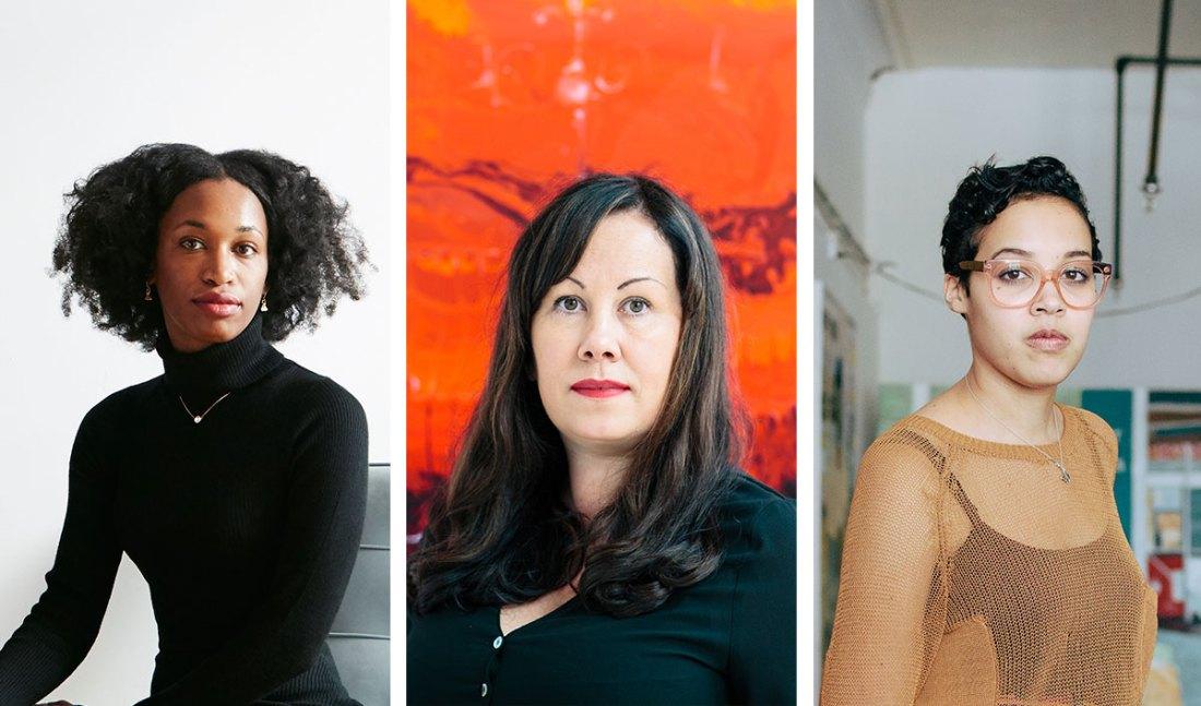 Female Artist, Leonora Carrington, Alice Neel, Elizabeth Peyton, Faith Ringgold, Nicole Eisenman, Mickalene Thomas, Jordan Casteel, African American Artist, KOLUMN Magazine, KOLUMN