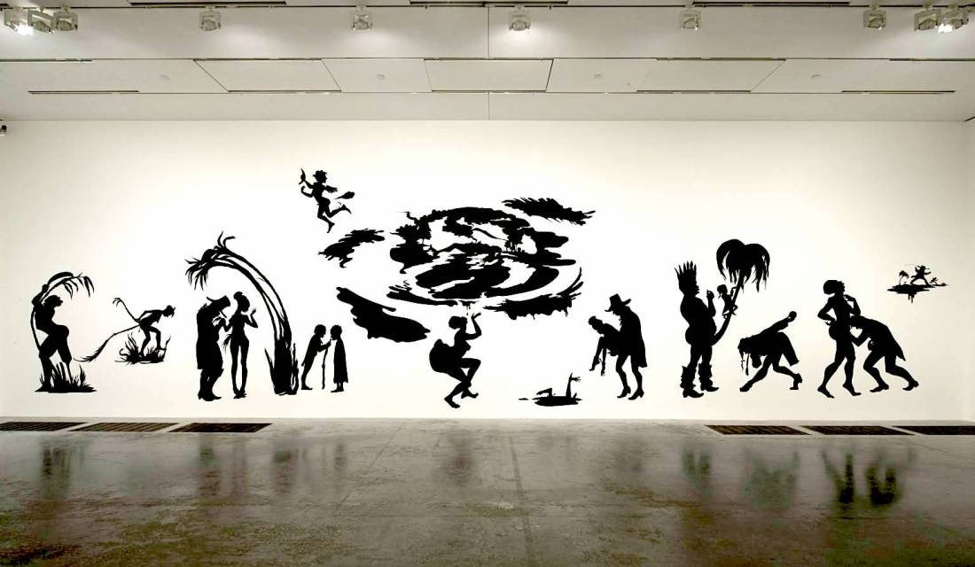 Kara Walker, African American Art, Black Art, KOLUMN Magazine, KOLUMN