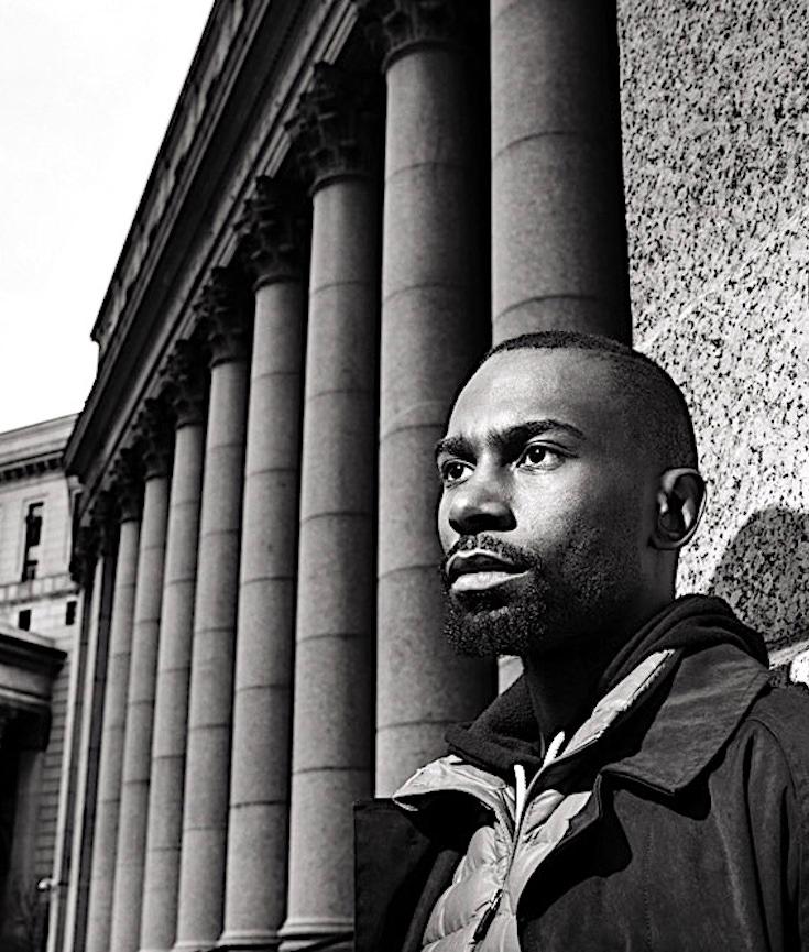 DeRay Mckesson, Black Lives Matter, BLM, #BLM, #BlackLivesMatter, Civil Rights Activist, KOLUMN Magazine, KOLUMN