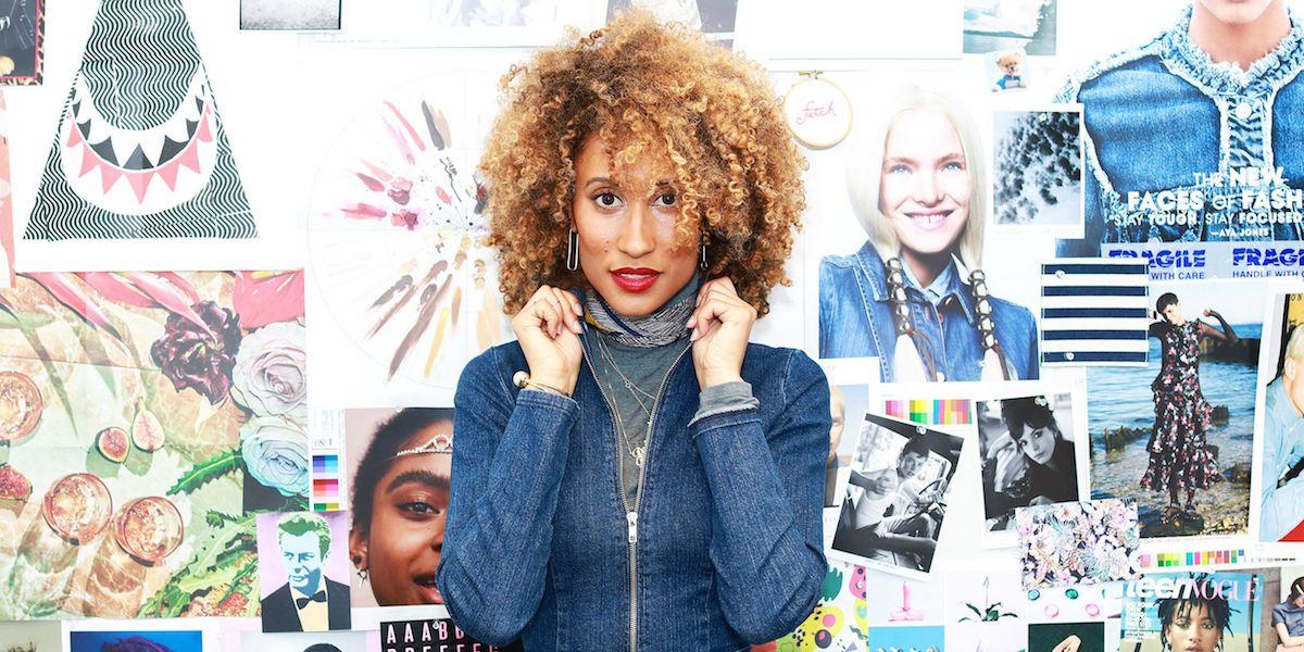 African American Fashion, African Fashion, Elaine Welteroth, African American News, KOLUMN Magazine, KOLUMN