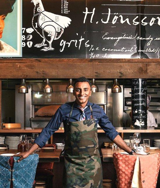 Marcus Samuelsson, African American Chef, African American Cuisine, KOLUMN Magazine, KOLUMN