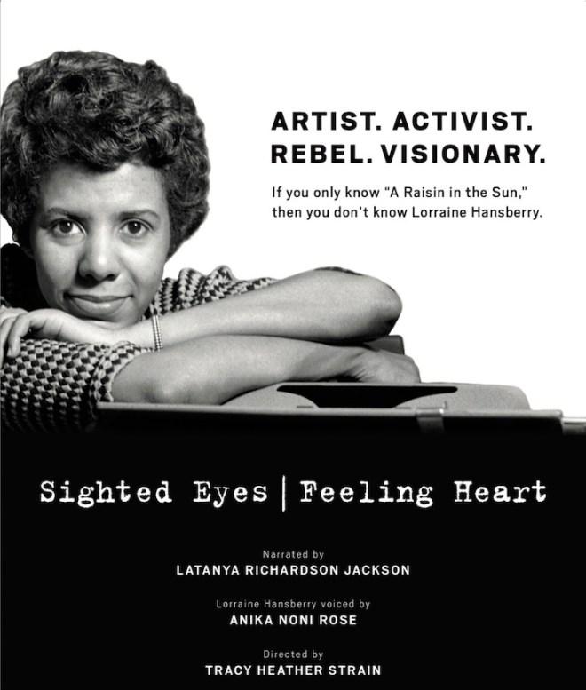 Lorraine Hansberry, African American Literature, Black Literature, A Raisin In The Sun, Sighted Eyes, Sighted Eyes Feeling Heart, KOLUMN Magazine, KOLUMN