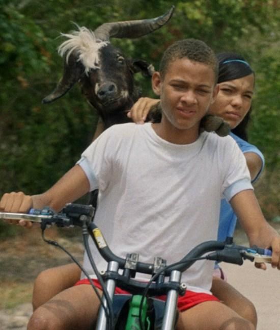 Black Film, Bad Lucky Goat, Samir Oliveros, KOLUMN Magazine, KOLUMN