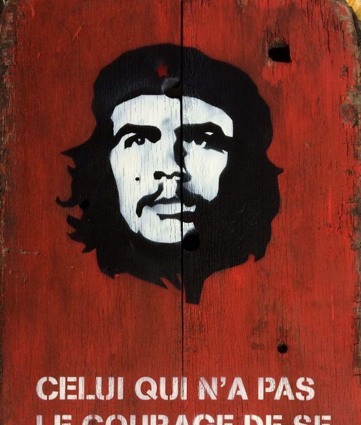 Che Guevara, Ernesto 'Che' Guevara, Fidel Castro, Cuban Revolution, KOLUMN Magazine, KOLUMN