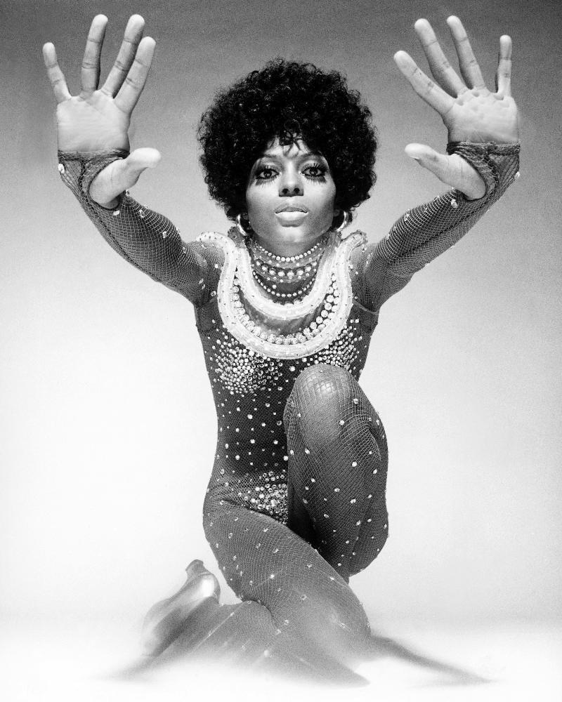 Diana Ross, Supremes, African American Entertainer, African American Music, African American Singer, Black Music, American Music Award, AMA, KOLUMN Magazine, KOLUMN