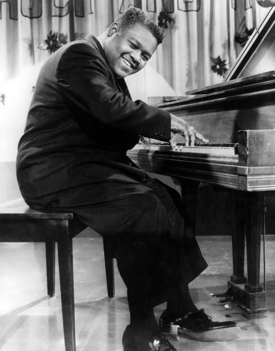 African American Music, African American History, Fats Domino, Blueberry HIll, Blue Monday, Ain't That A Shame, The Fat Man, Junkers Blues, KOLUMN Magazine, KOLUMN