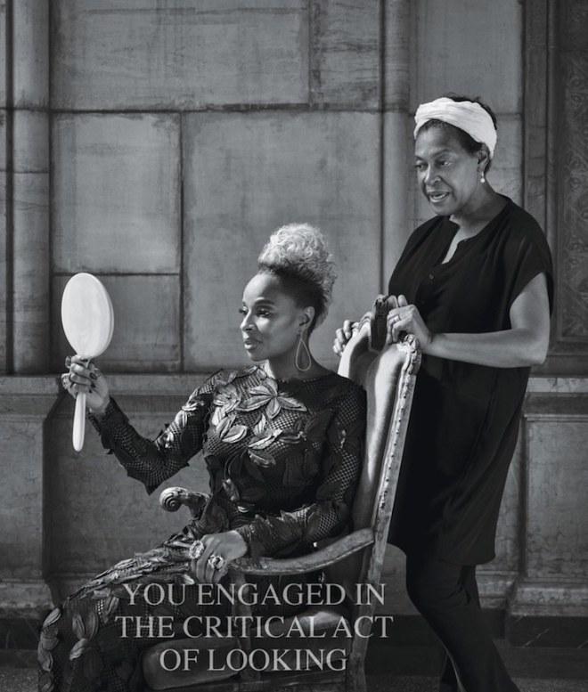 Mary J. Blige, Carrie Mae Weems, African American Art, Black Art, African American Artist, Black Artist, R&B Music, Queen of R&B, KOLUMN Magazine, KOLUMN