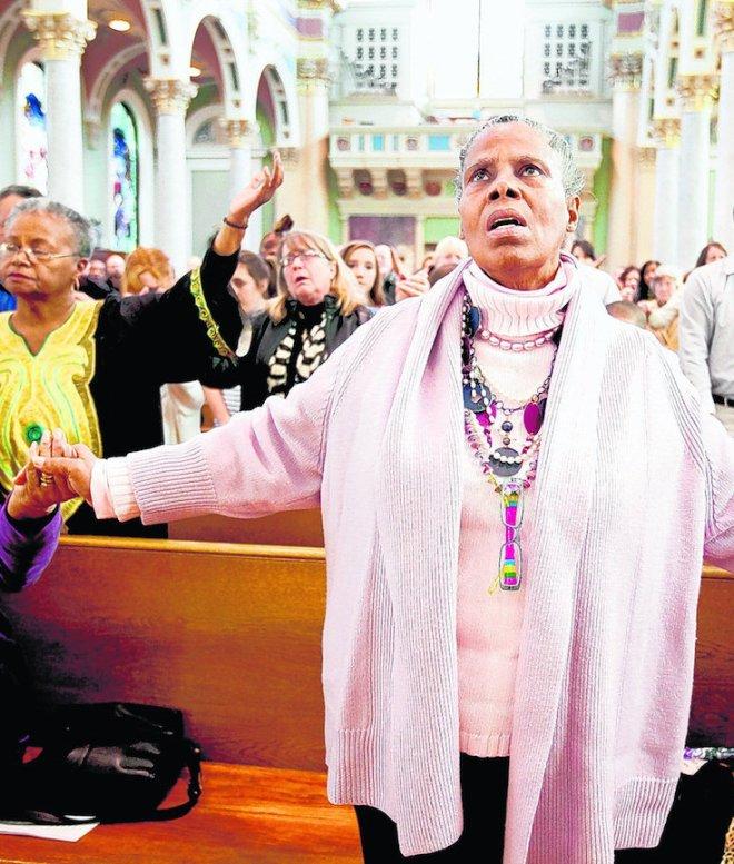 African American Religion, African American Christians, African American Catholics, KOLUMN Magazine, KOLUMN