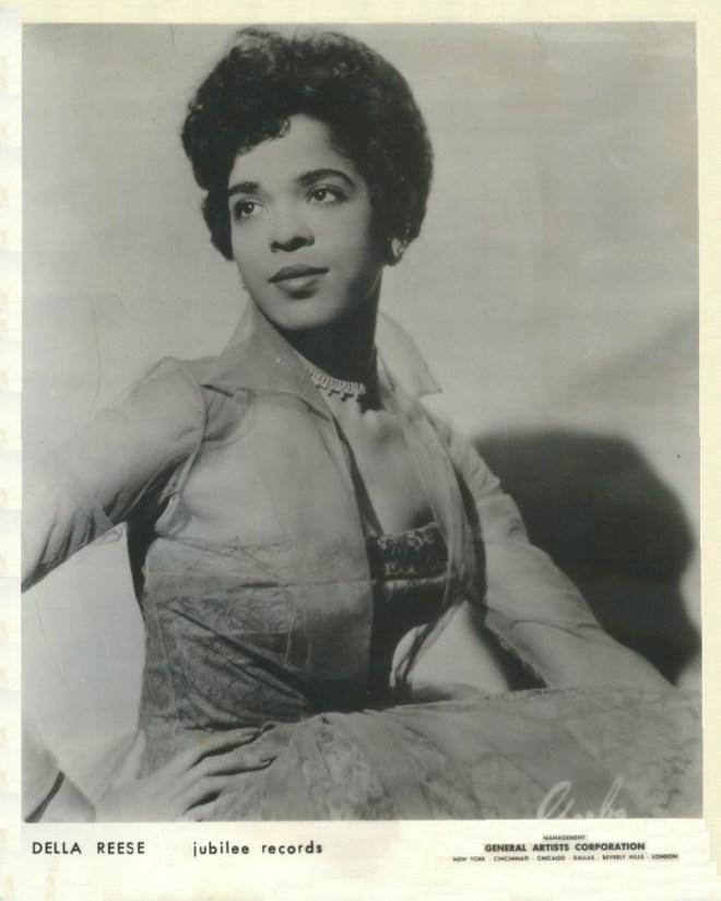 Della Reese, African American Entertainment, African American History, Black History, KOLUMN Magazine, KOLUMN