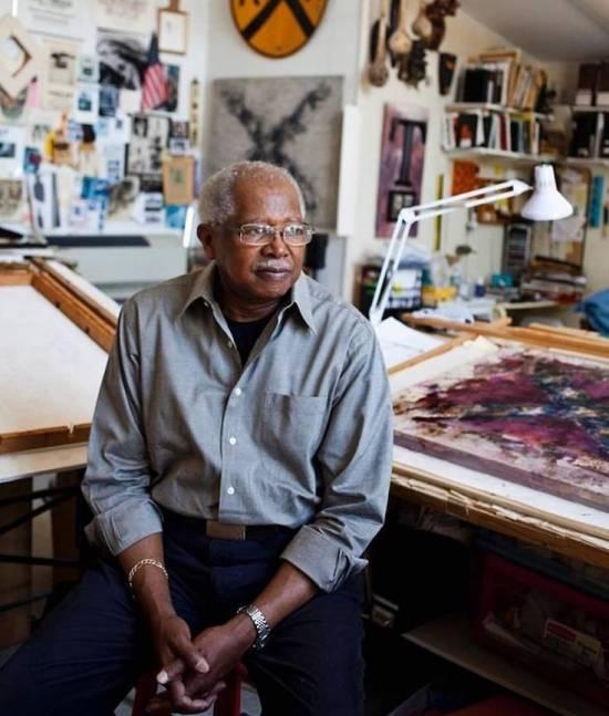 Leo Twiggs, African American Art, African American Artist, Black Art, KOLUMN Magazine, KOLUMN