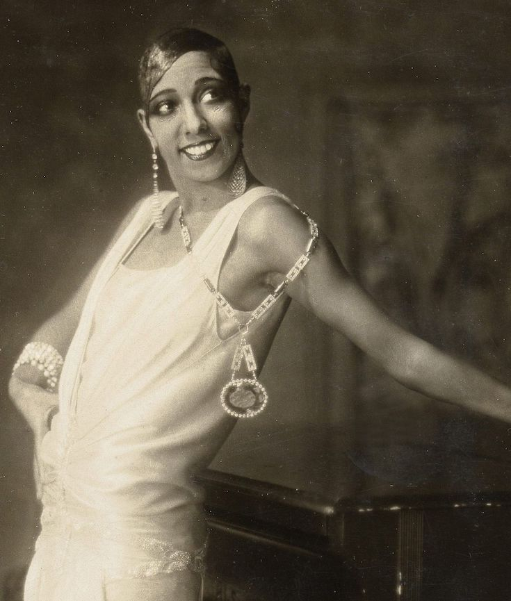 Josephine Baker, African American History, Black History, KOLUMN Magazine, KOLUMN