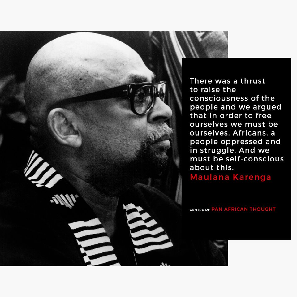 Maulana Karenga, Kwanzaa, African American Celebrations, African American Communities, African American Families, KOLUMN Magazine, KOLUMN
