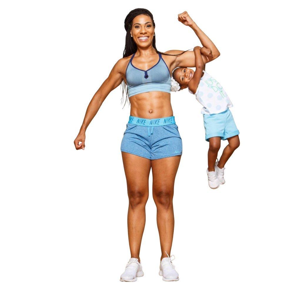 "Micah Baisden, PowerHouse Sports Academy, FitMamaCity, Danielle ""Ms. Boston"" Jones, African American Health, Fitness, KOLUMN Magazine, KOLUMN"