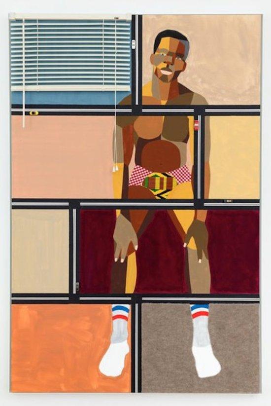 Derrick Adams, African American Art, African American Artist, Black Art, Black Artists, The Negro Motorist Green Book, The Green Book, African American History, Black History, KOLUMN Magazine, KOLUMN