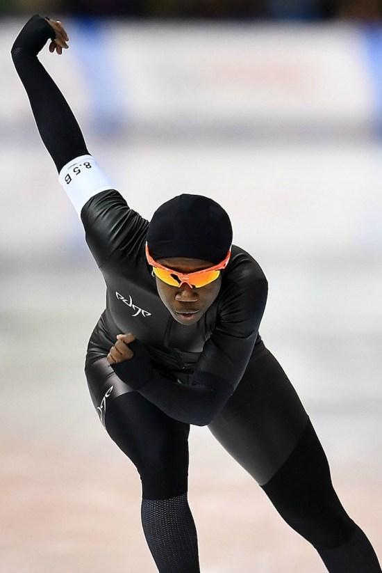 Erin Jackson, Olympics, Olympic Skating, KOLUMN Magazine, KOLUMN