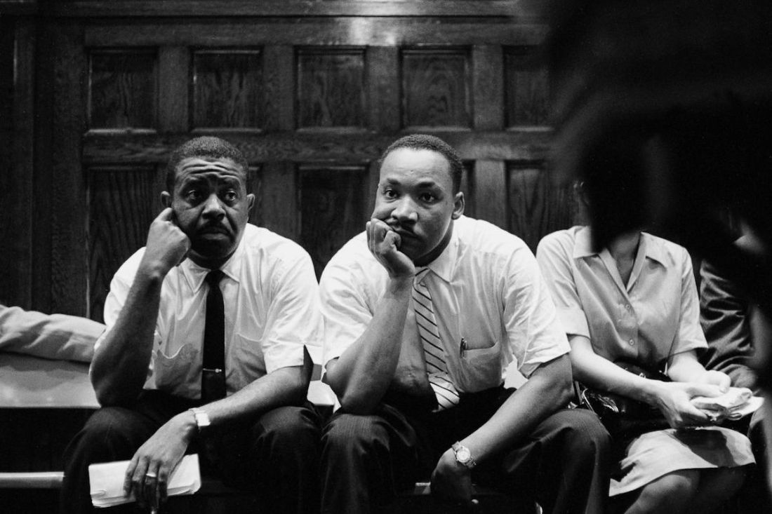 African American History, Black History, Martin Luther King Jr., MLK, Jackie Collins, KOLUMN Magazine, KOLUMN