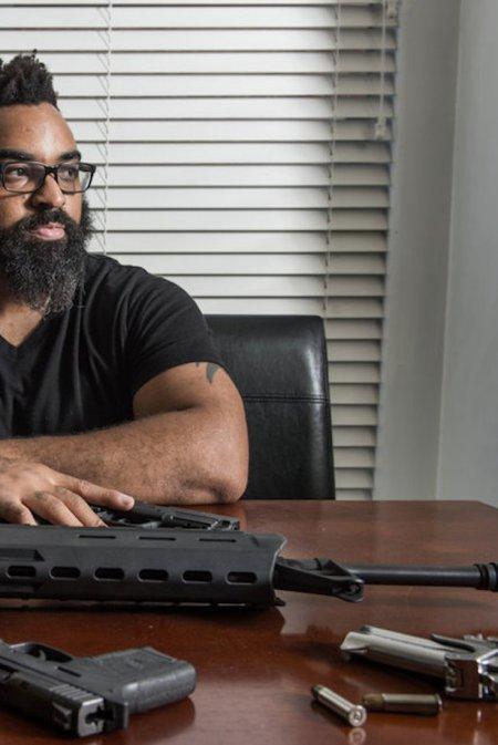 African American Families, African American Communities, African American Gun Ownership, Race, KOLUMN Magazine, KOLUMN