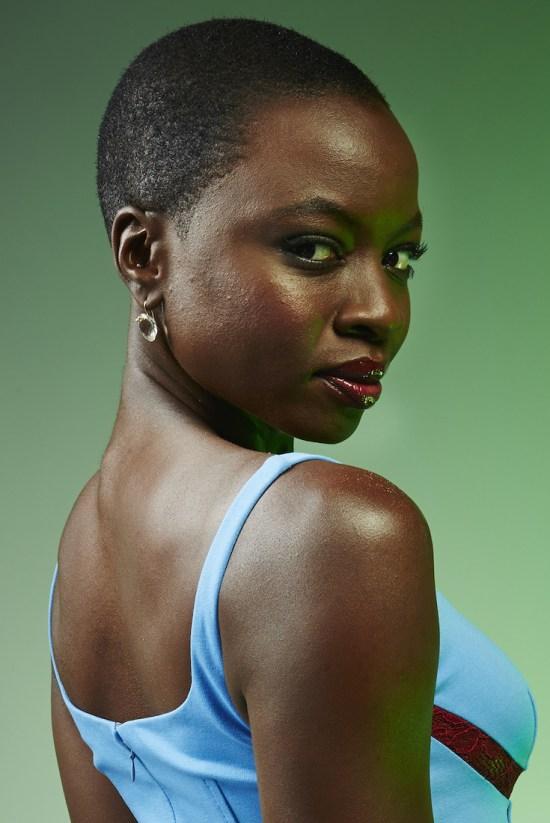 African American Actress, Danai Gurira, KOLUMN Magazine, KOLUMN