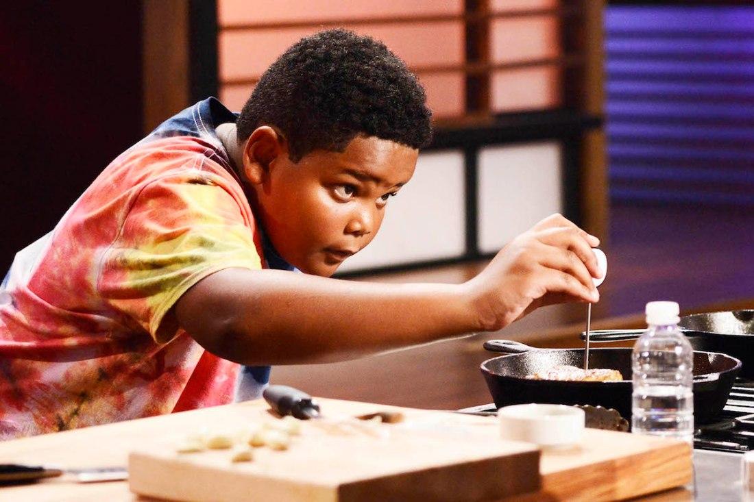 African American Cuisine, African American Chef, Ben Watkins, Black Chef, Master Chef Junior, KOLUMN Magazine, KOLUMN