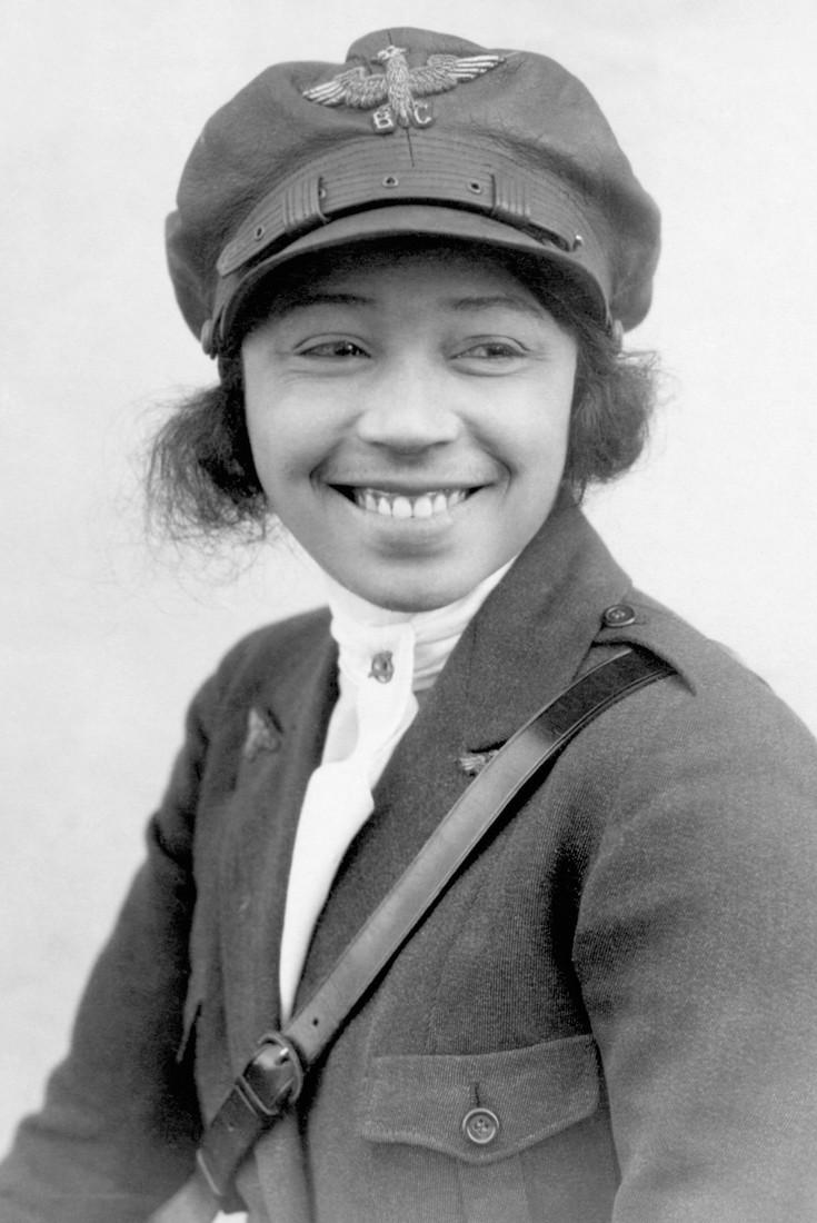African American History, Black History, Bessie Coleman, African American Aviator, KOLUMN Magazine, KOLUMN