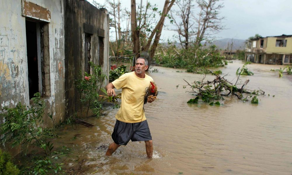 Puerto Rico, Hurricane Maria, Natural Disaster, Puerto Rico, Hurricane Clean Up, KOLUMN Magazine, KOLUMN