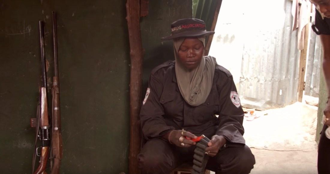 Aisha 'Queen Hunter', Boko Haram, Nigeria, African Violence, African Lives, Bring Back Our Girls, African News, Black News, KOLUMN Magazine, KOLUMN, KINDR'D Magazine, KINDR'D