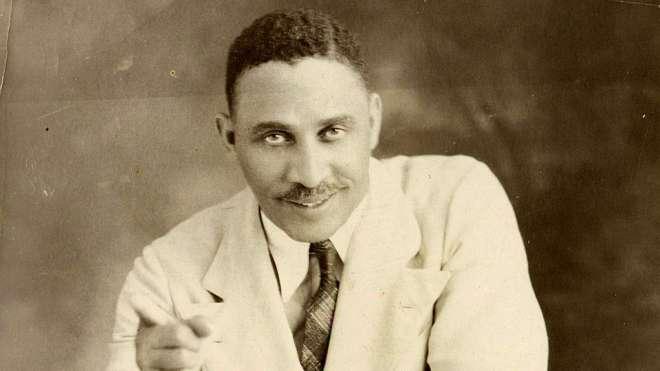 Elder Lightfoot Solomon Michaux, African American Evangelist, Martin Luther King Jr., Martin Luther King, MLK, Civil Rights, KOLUMN Magazine, KOLUMN, KINDR'D Magazine, KINDR'D