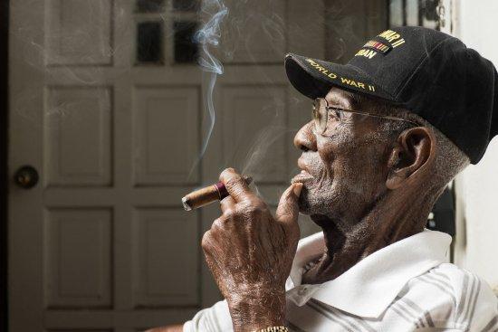 Richard Overton, African American Veteran, African American Military, African American History, Black History, Racism, Race, Race Relations, KINDR'D Magazine, KINDR'D, KOLUMN Magazine, KOLUMN