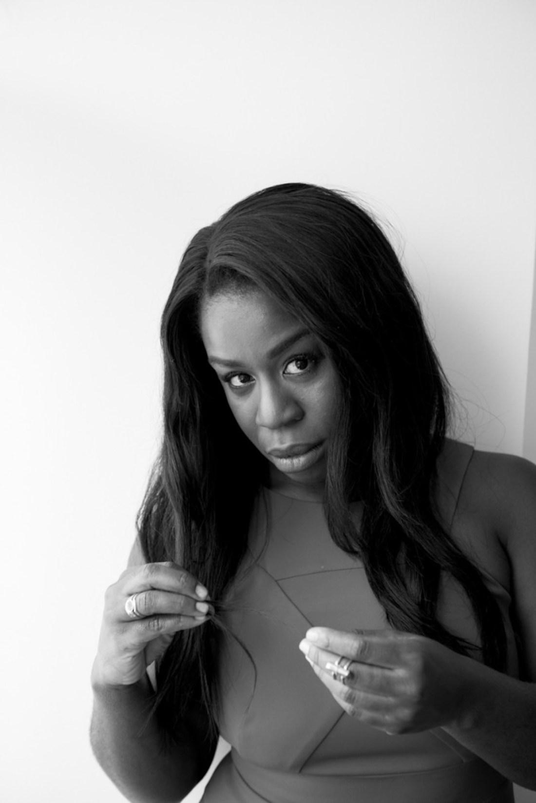 Uzo Aduba, Toni Stone, Basketball, African American Athlete, Black Athlete, African American Actress, Black Actress, African American Theater, Black Theater, KOLUMN Magazine, KOLUMN, KINDR'D Magazine, KINDR'D