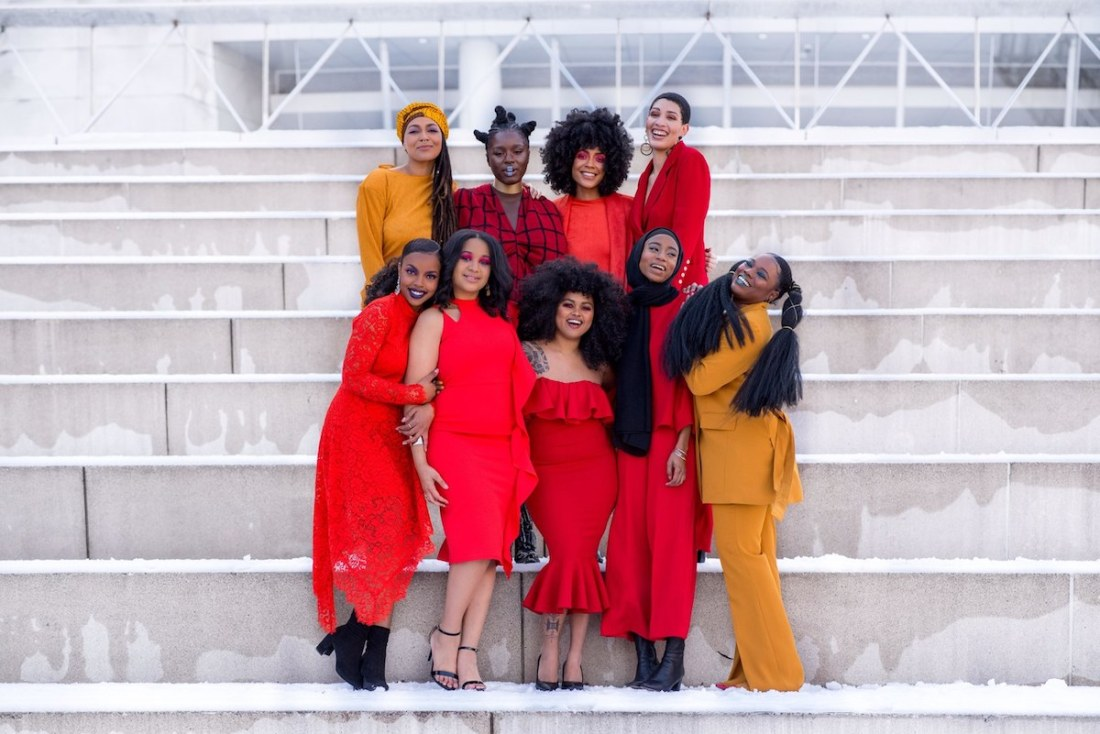 Women of Color, WOC, Micaéla Verrelien, Aysha Sow, Taija Kerr, Kia Marie, African American Beauty, Black is Beautiful, My Black is Beautiful, Women of Color, KOLUMN Magazine, KOLUMN, KINDR'D Magazine, KINDR'D