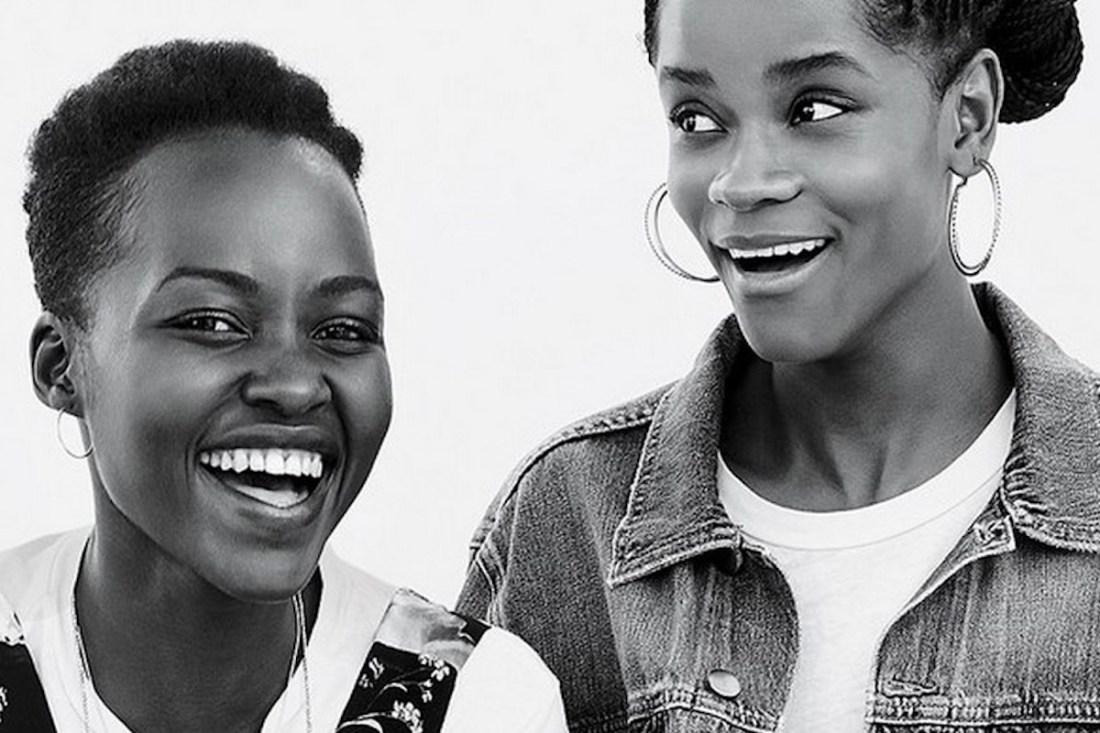Ryan Coogler, Letitia Wright, Black Panther, Black Panther Movie, Shuri, Okoye, African American Entertainment, Black Entertainment, African American Film, Black Film, KOLUMN Magazine, KOLUMN, KINDR'D Magazine, KINDR'D