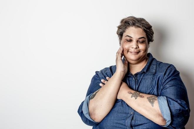 Roxane Gay, Bad Feminist, Incel, African American Author, Black Author, African American Writer, Black Writer, Hunger, KOLUMN Magazine, KOLUMN, KINDR'D Magazine, KINDR'D