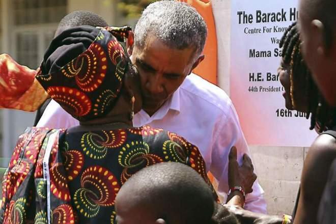 Barack Obama, President Barack Obama, Kenya, American President, Black History, African American History, KOLUMN Magazine, KOLUMN, KINDR'D History, KINDR'D