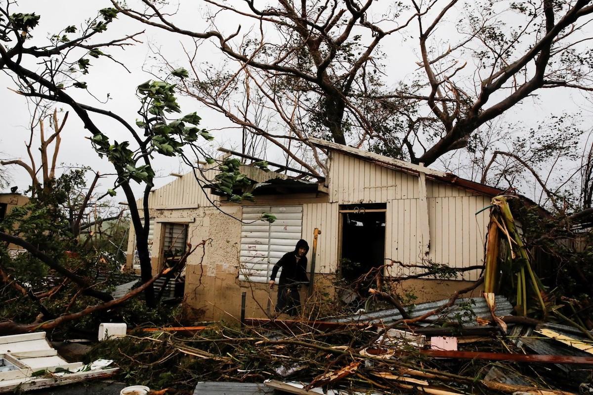 Natural Disaster, Hurricane Maria, Puerto Rico, KOLUMN Magazine, KOLUMN, KINDR'D Magazine, KINDR'D
