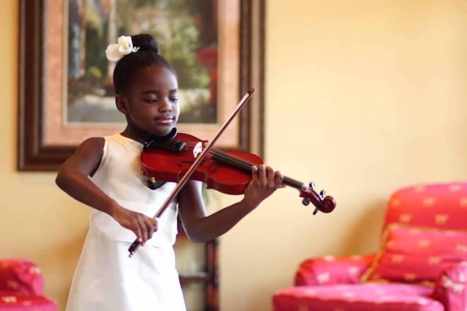 Leah Flynn, Violinist, African American Musician, KOLUMN Magazine, KOLUMN, KINDR'D Magazine, KINDR'D