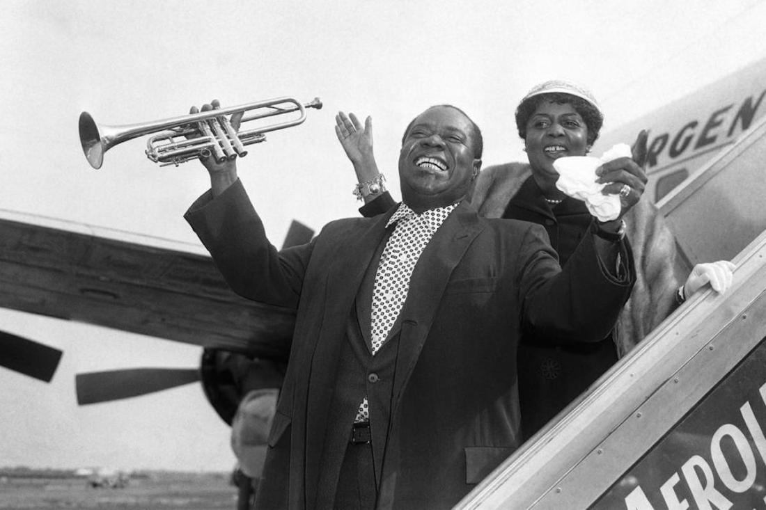 African American Music, Black Music, Louis Armstrong, KOLUMN Magazine, KOLUMN, KINDR'D Magazine, KINDR'D, Willoughby Avenue