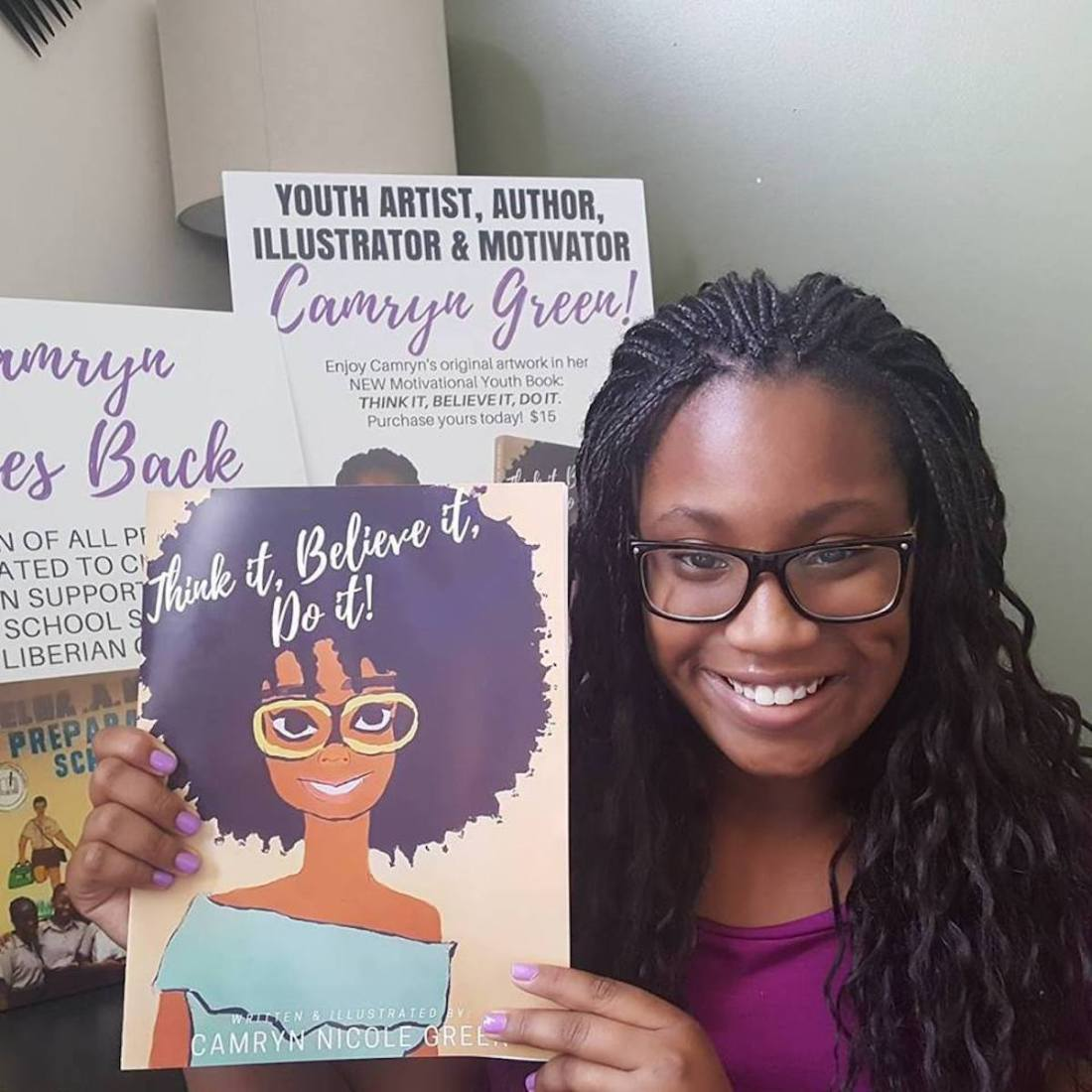 Camryn Green, African American Art, Black Art, African American Literature, Black Literature, KOLUMN Magazine, KOLUMN, KINDR'D Magazine, KINDR'D, Willoughby Avenue