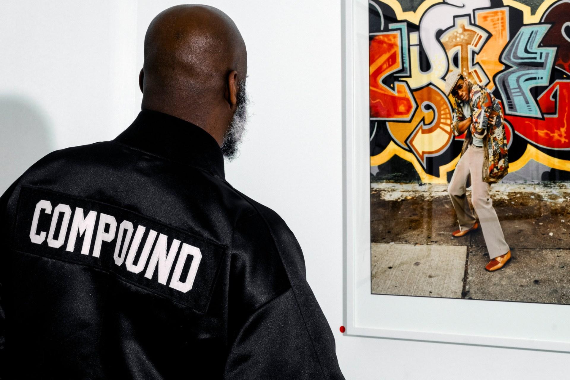Free Richardson, The Compound, Hip Hop Gallery, African American Art, Black Art, KOLUMN Magazine, KOLUMN, KINDR'D Magazine, KINDR'D