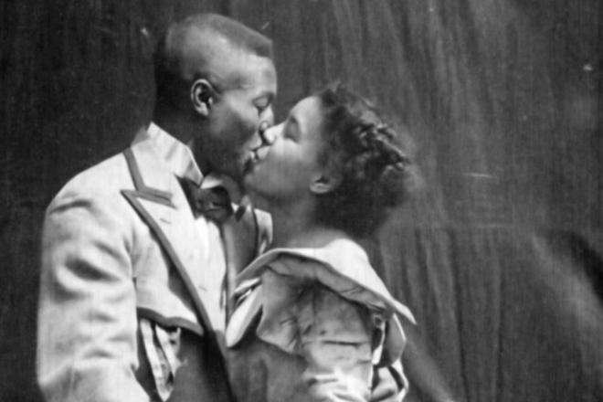 African American History, Black History, Black Couple's Kiss, Black Couples, Black Families, Black Relationships, African American Couples, African American Families, African American Relationships, KOLUMN Magazine, KOLUMN, KINDR'D Magazine, KINDR'D, Willoughby Avenue