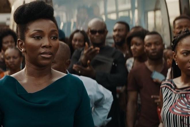 Lionheart, Netflix, African Cinema, African Entertainment, Africa Television, KINDR'D Magazine, KINDR'D, KOLUMN Magazine, KOLUMN