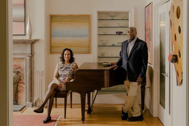 Ronald Ollie, Monique Ollie, African American Art, Black Art, African American Museum, KOLUMN Magazine, KOLUMN, KINDR'D Magazine, KINDR'D, Willoughby Avenue