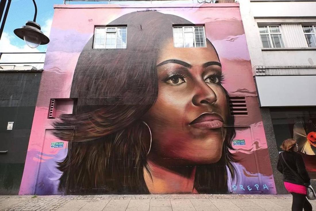 Michelle Obama, KINDR'D Magazine, KINDR'D, KOLUMN Magazine, KOLUMN, Willoughby Avenue