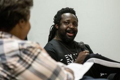 Roxanne Gay, Marlon James, African American Theater, Black Theater, African American Stage, Porgy and Bess, KOLUMN Magazine, KOLUMN, KINDR'D Magazine, KINDR'D, Willoughby Avenue, WRIIT,