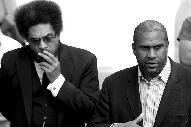 Tavis Smiley, Cornel West, Black Intelligentsia, Black Intellectuals, Black Academics, African American Academics, KOLUMN Magazine, KOLUMN, KINDR'D Magazine, KINDR'D, Willoughby Avenue, WRIIT,