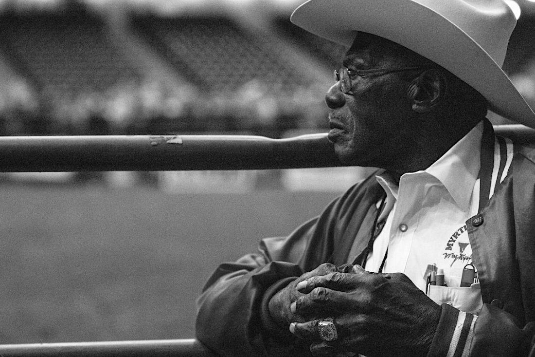 Black Cowboys, African American Cowboys, Myrtis Dightman, African American History, Black History, Texas History, Texas Black History, KOLUMN Magazine, KOLUMN, KINDR'D Magazine, KINDR'D, Willoughby Avenue, WRIIT, Wriit,