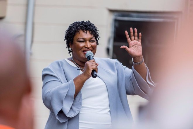 Stacey Abrams, Abrams, Georgia Senate, Stacey Abrams for Senate, KINDR'D Magazine, KINDR'D, KOLUMN Magazine, KOLUMN, KINDR'D Magazine, KINDR'D, Willoughby Avenue, WRIIT, Wriit, The Five Fifths,